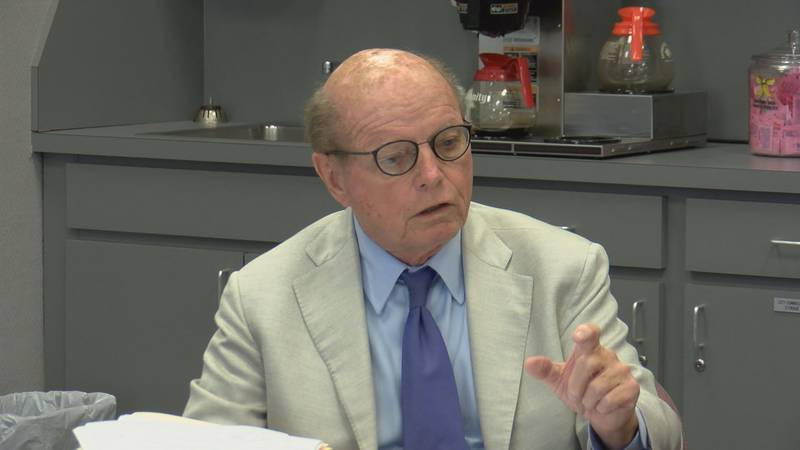 Dougherty County Attorney Spencer Lee will retire next year.