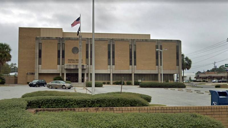 Waycross Federal Courthouse