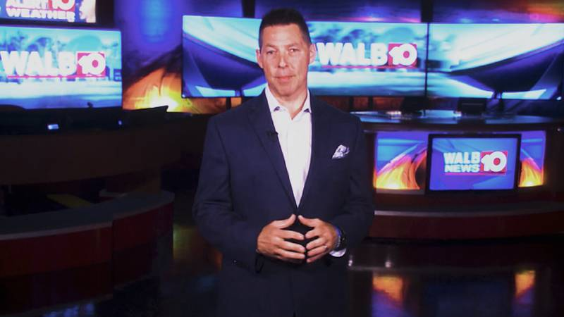 Bruce Austin, the general manager and vice president of WALB.