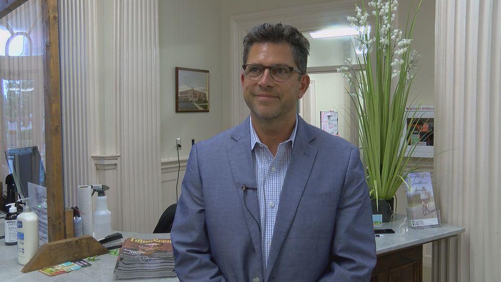 City Manager Pete Pyrzenski