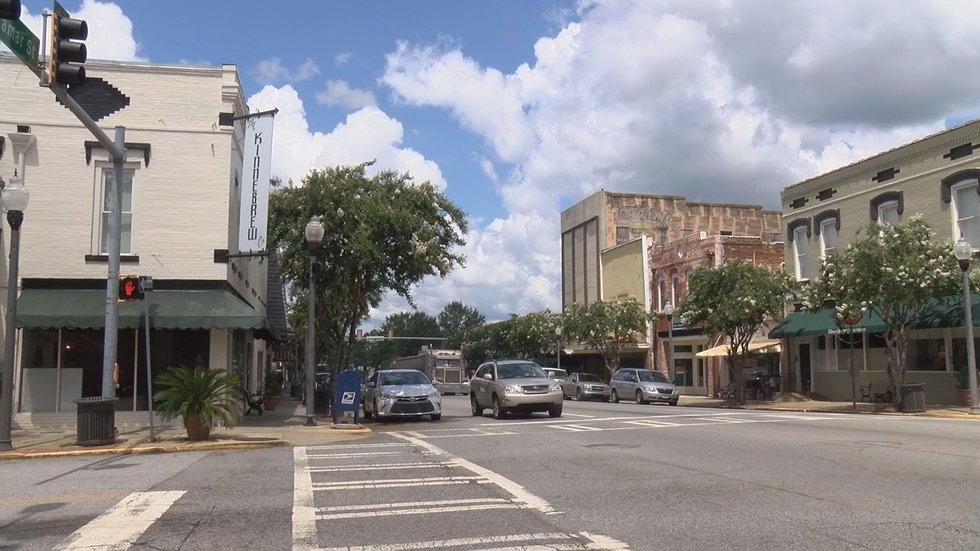 The system was installed about a year ago (Source: WALB)
