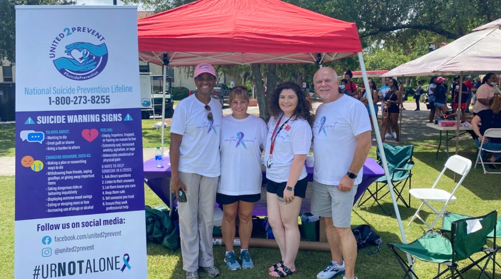 A new organization is helping raise awareness about suicide prevention in Valdosta.