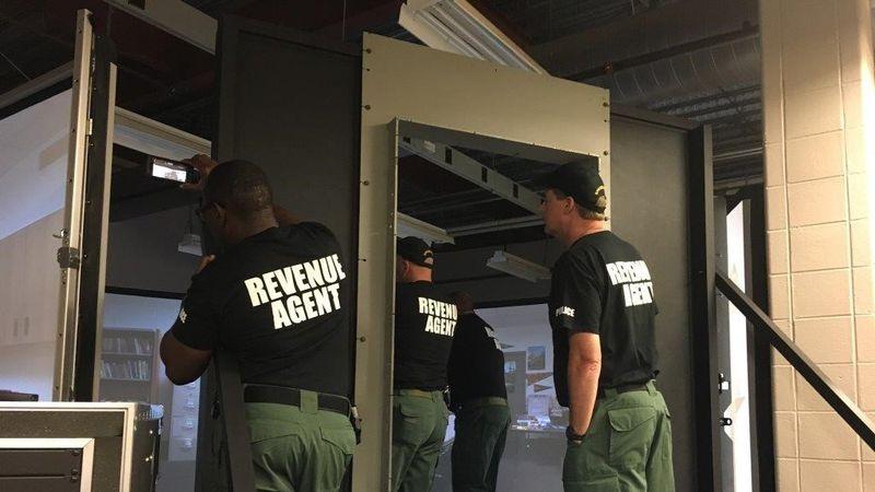 SRTC receives grant for law enforcement training program