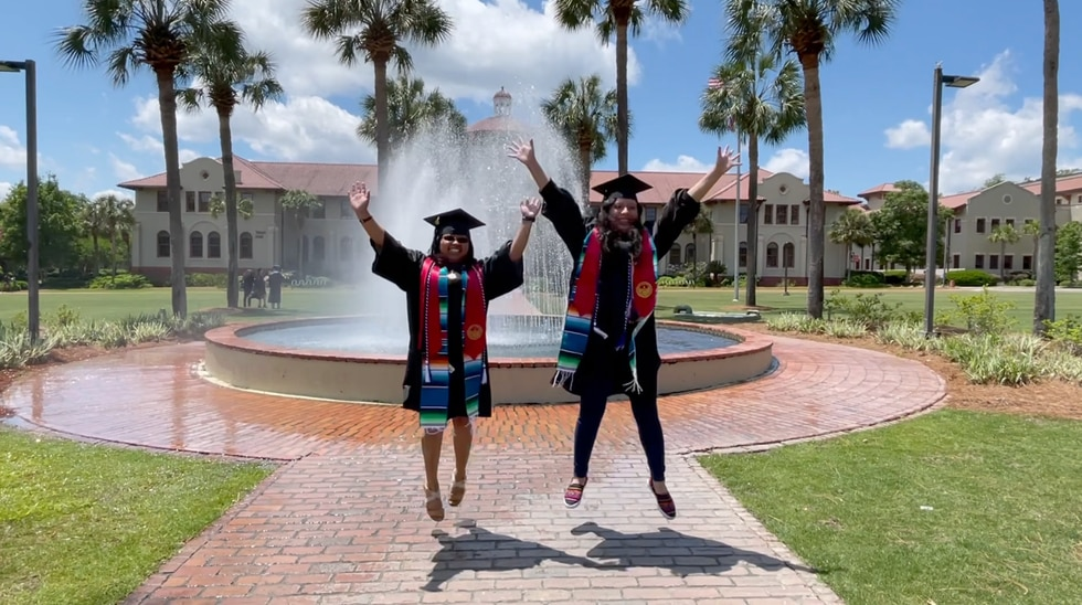 VSU CAMP program graduates.