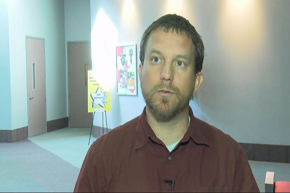 Scott Addison, Dougherty County Solid Waste Director