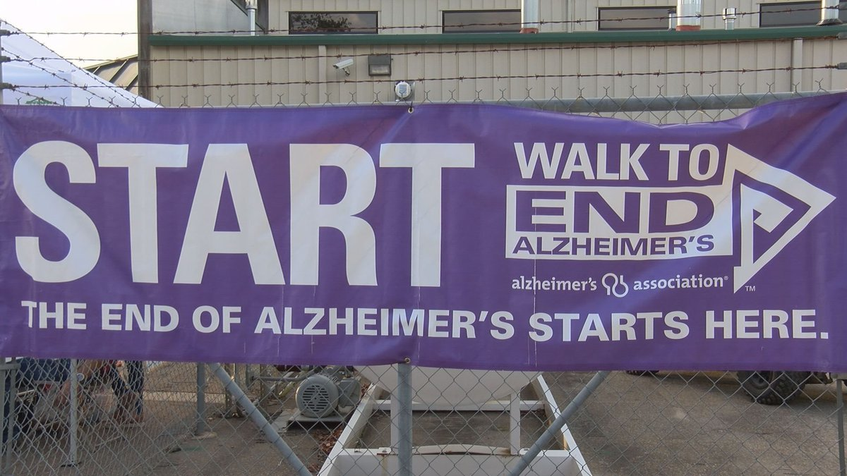 Join WALB for one of the Walks to End Alzheimer's taking place throughout South Georgia....
