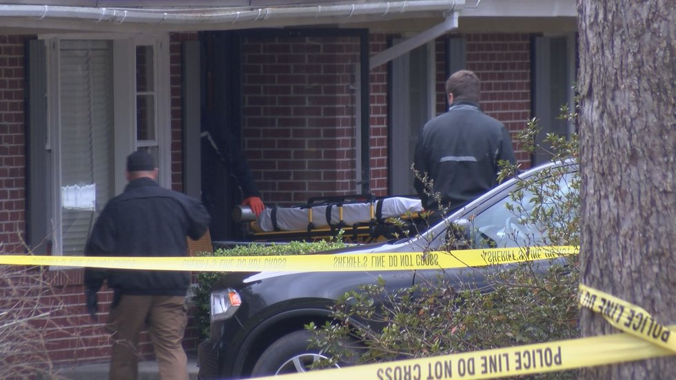 Once on scene, GBI agents spent the overnight hours collecting evidence from the home.