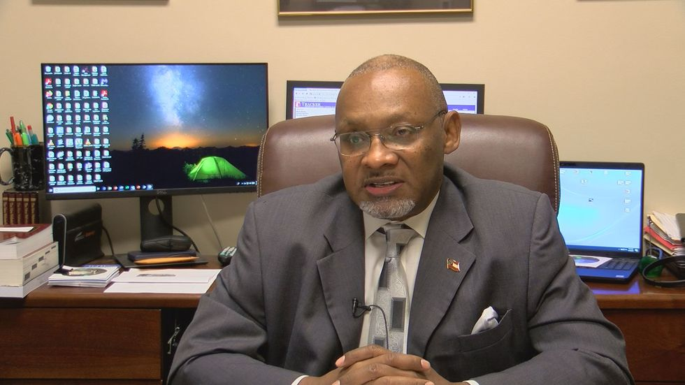 Dougherty County District Attorney