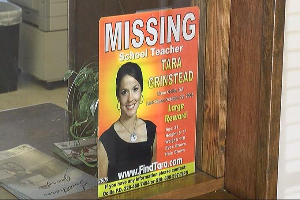 Tara Grinstead disappeared in 2005 (Source: WALB)