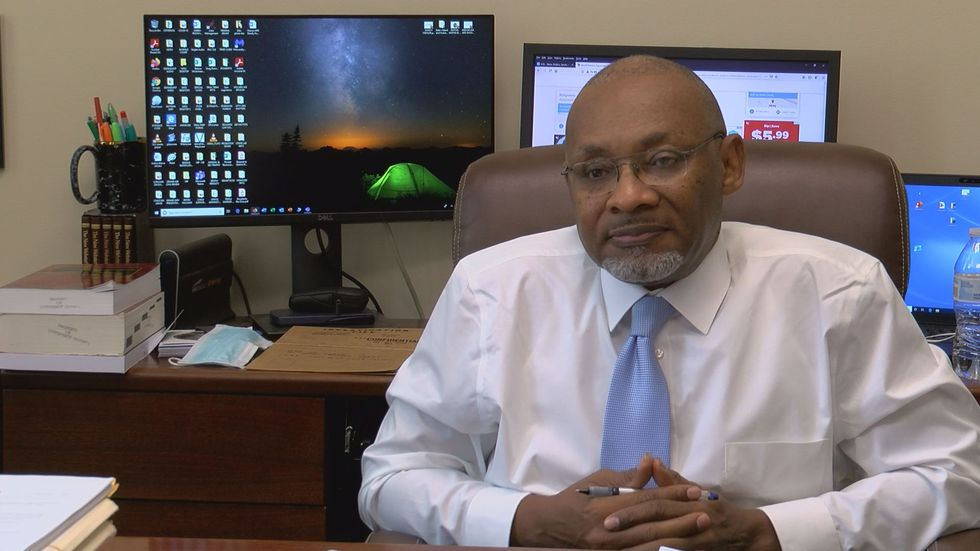 Dougherty County District Attorney Greg Edwards