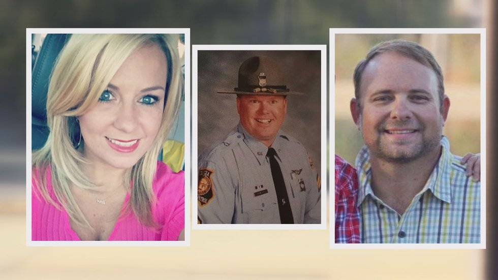 Victims L to R: Brittany Kerfoot, Kevin Coalson, Britt Knight (Source:WALB)