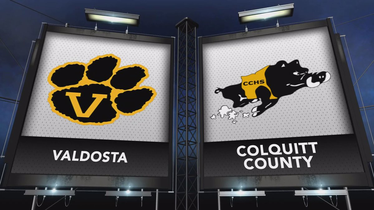 Colquitt County makes the trip to Valdosta to meet the Wildcats in this week's Game of the Week