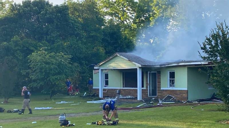 AFD responded about 5:00 Friday morning