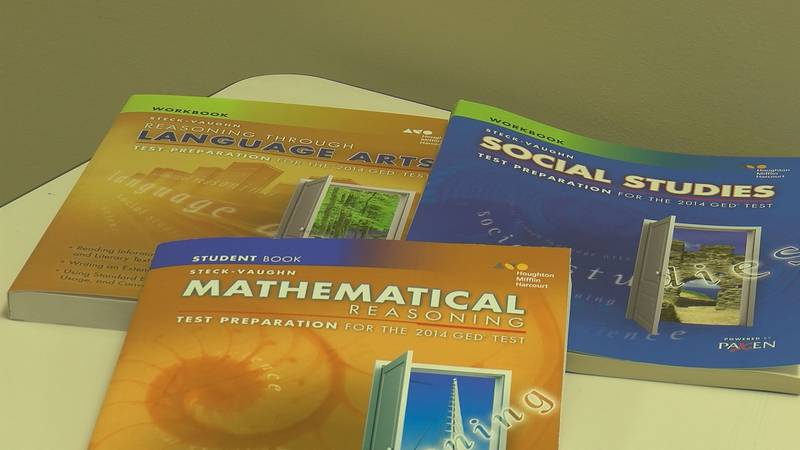 Workbooks used for enrolled students