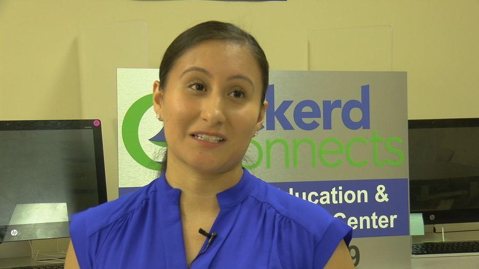 Mayra Saveedra, Career Coach at Eckerd Connects