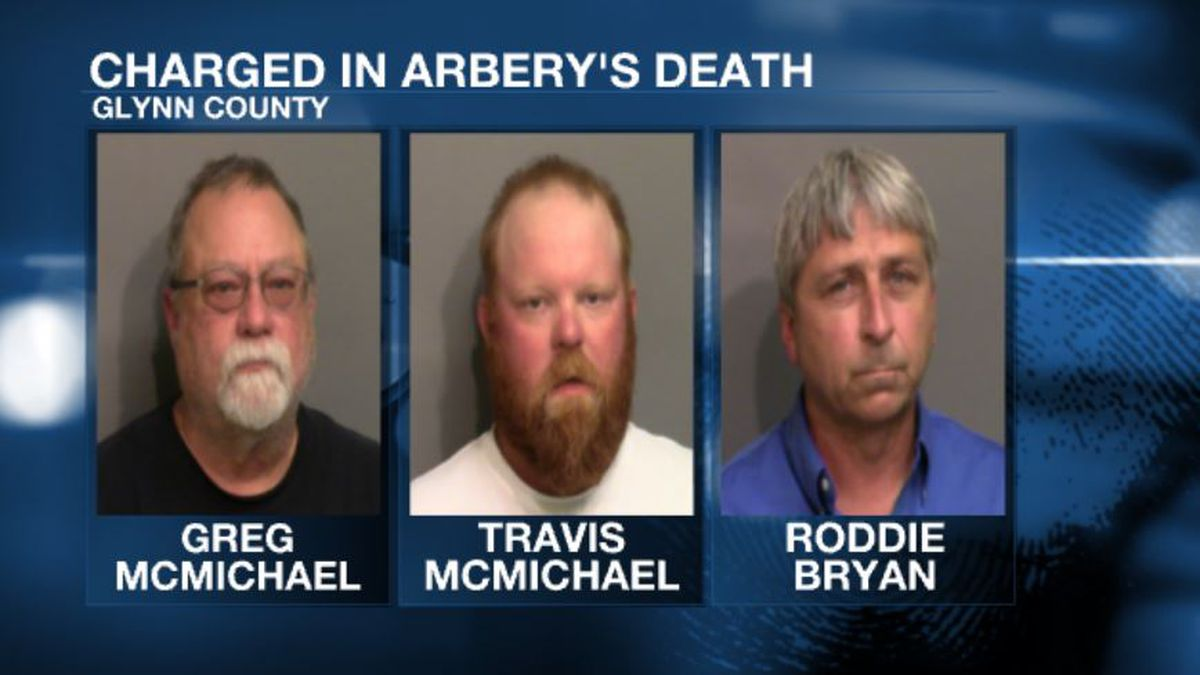 Three men charged with Ahmaud Arbery's death appear before a Glynn County judge next week.