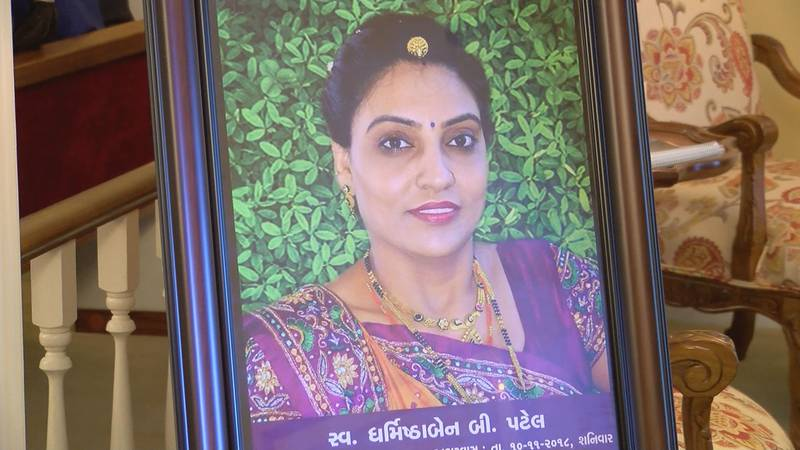 Meesha Patel was laid to rest on Sunday at Matthews Funeral Home. (Source: WALB)