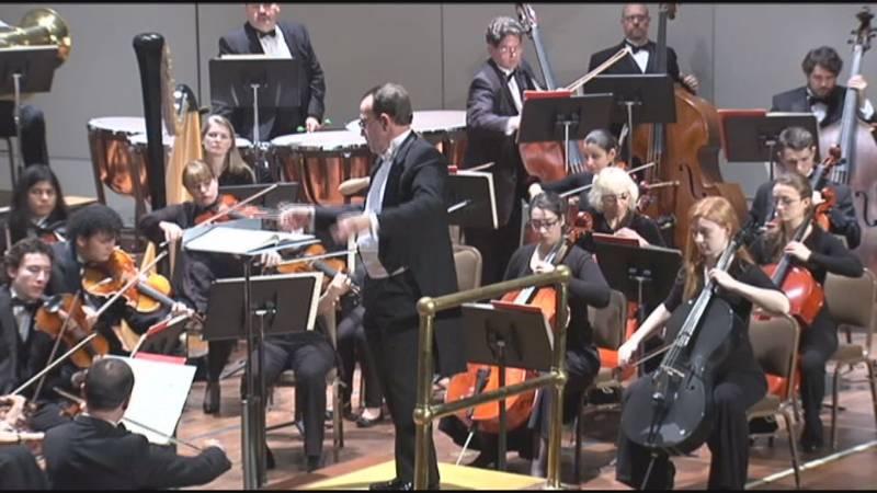 FILE- Albany Symphony Orchestra