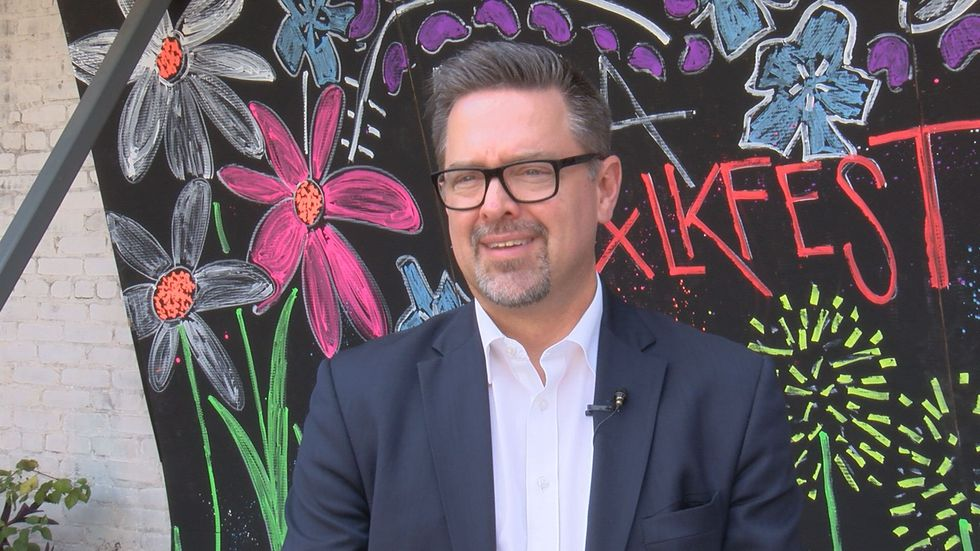 The museum's executive director, Andy Wulf, says the changes to this year's event have been...
