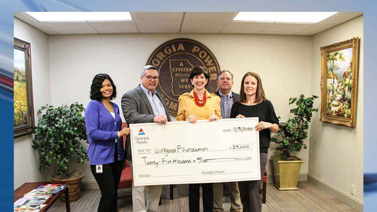 Georgia Power donates $25,000 to Wiregrass Georgia Technical College