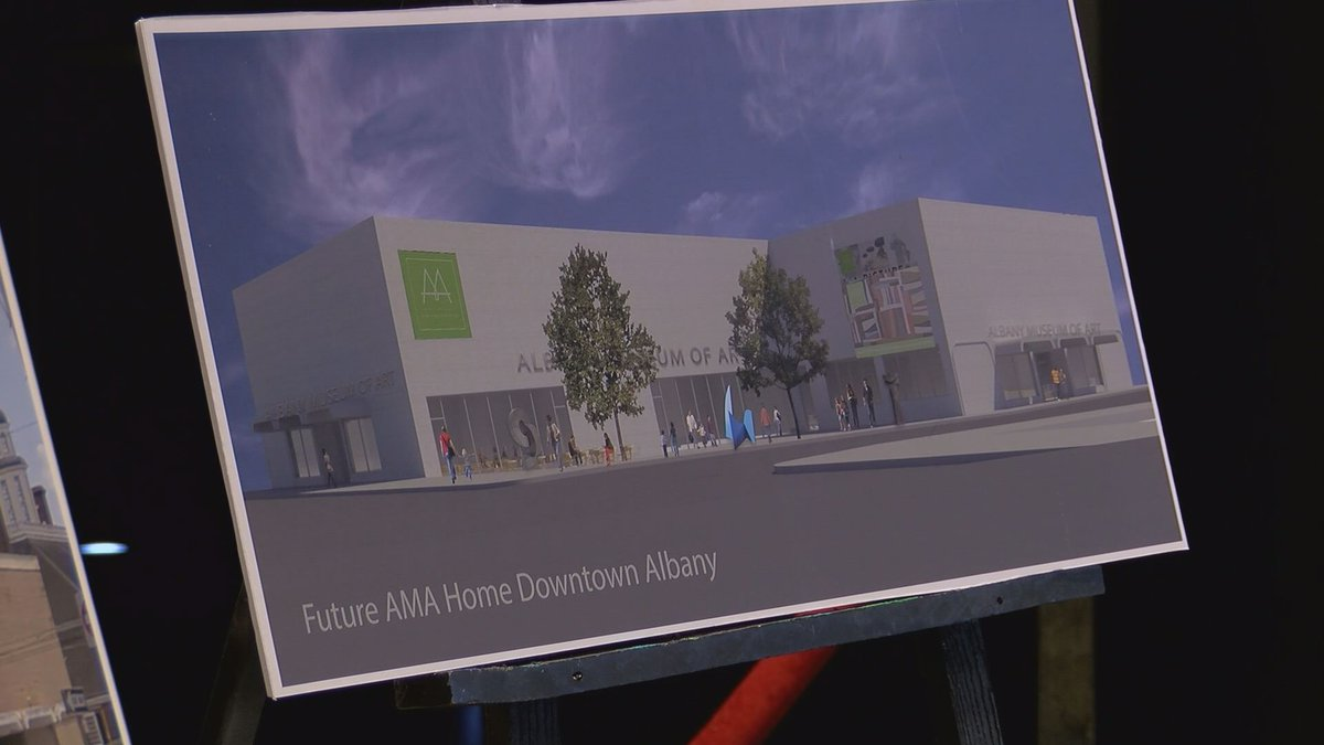Business reacts to AMA moving downtown .(Source: WALB)