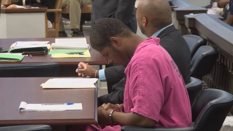 Dabrentise Overstreet, charged with murder (Source: WALB)