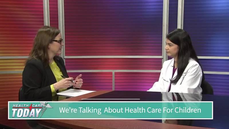 Healthcare Today: Crisp Regional Pediatrics
