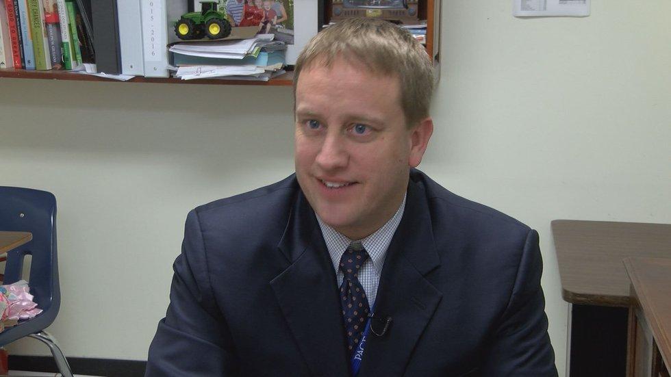 Dr. Chad Stone