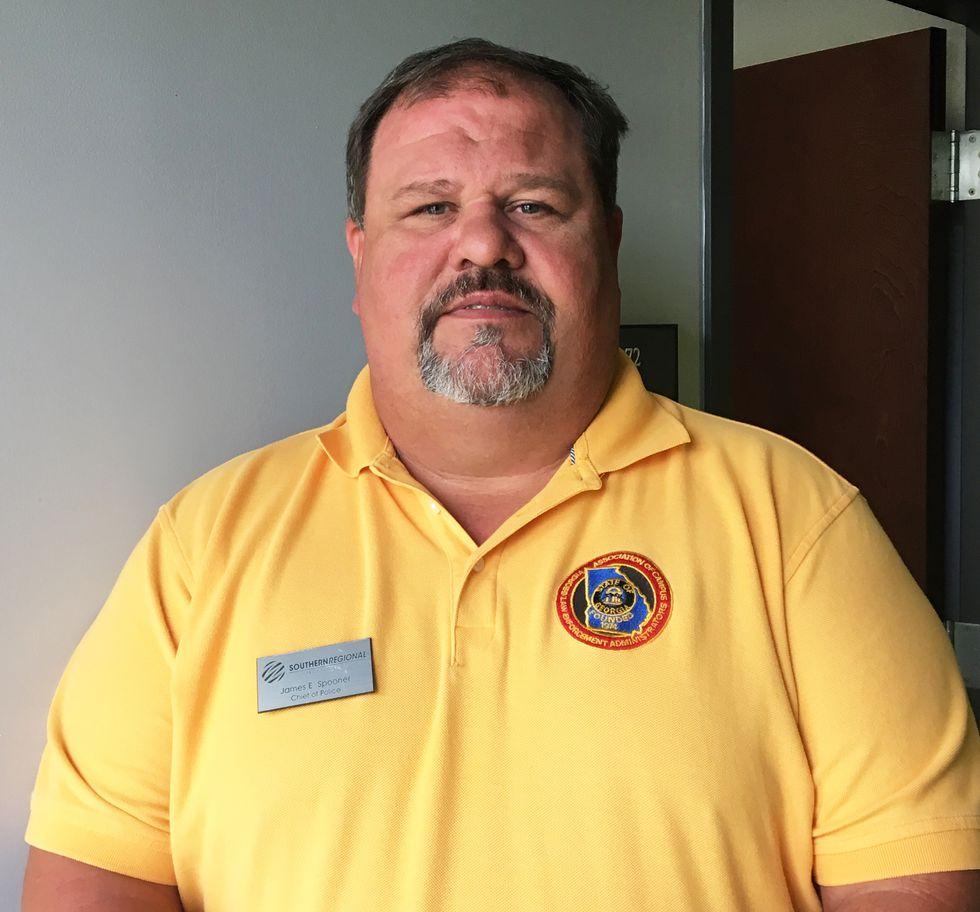 James Spooner, SRTC Chief of Police