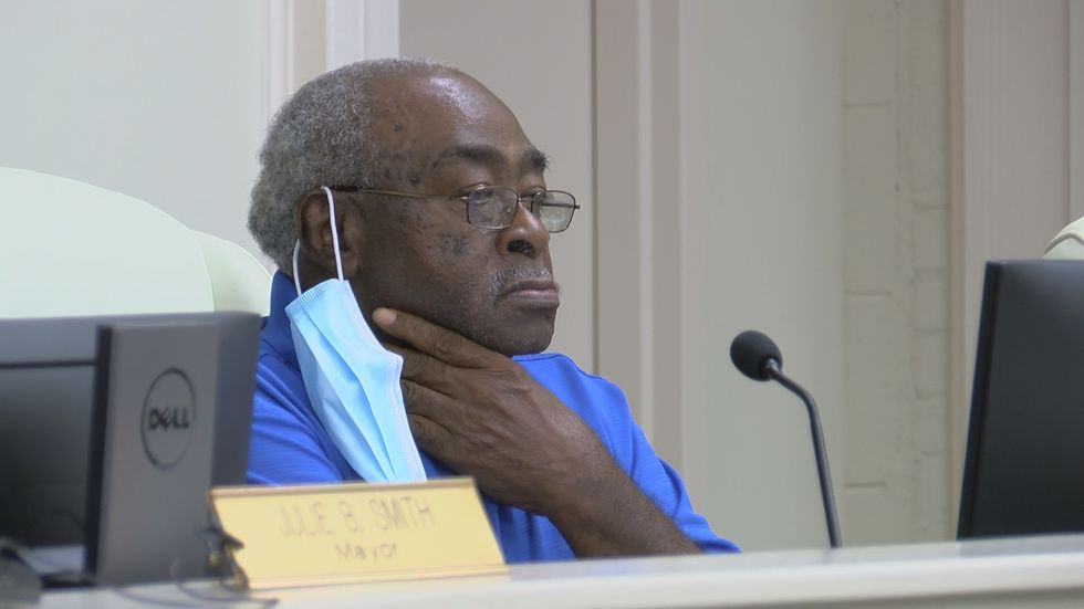 Councilman of District 3 Johnny Terrell Jr.