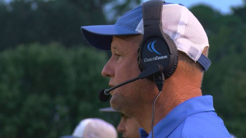 Bill Murdock of Terrell Academy is this week's Coach of the Week