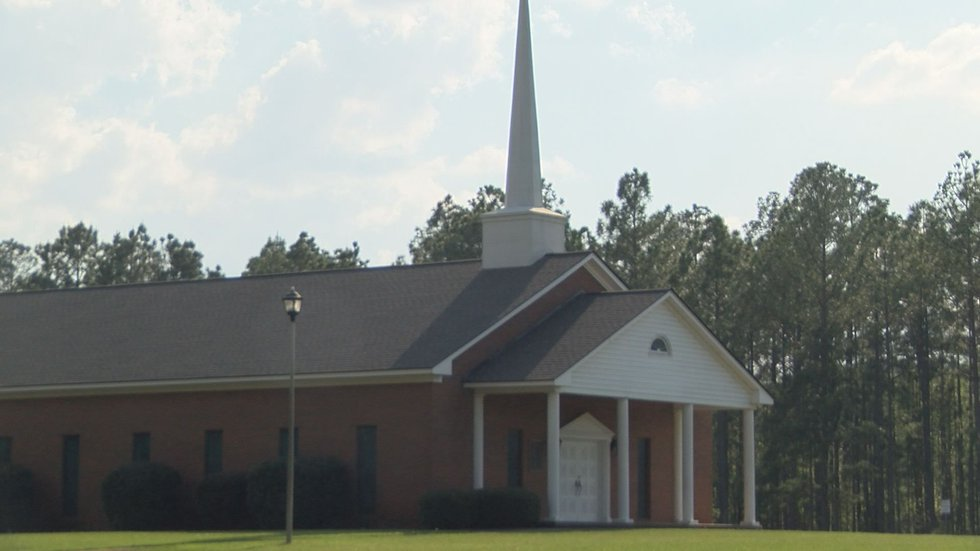 Raleigh White Baptist Church was disassociated from the Mallary Baptist Association Tuesday...