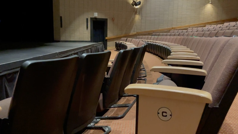 VSU is getting a new performing arts center.