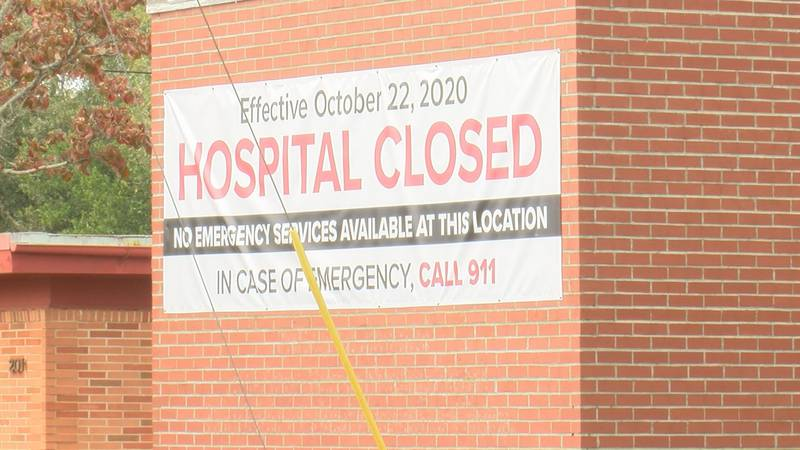 The Southwest Georgia Regional Medical Center in Cuthbert closed its doors on Thursday.