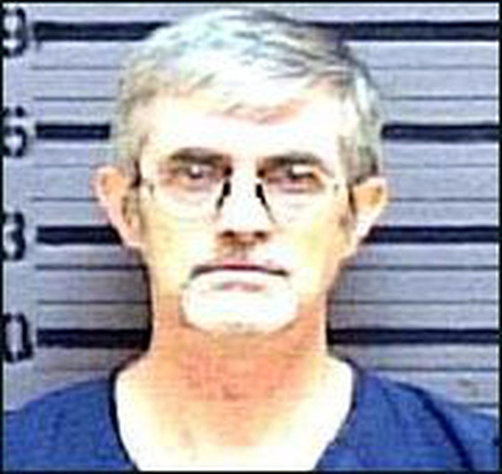 Harold Clinton Lasseter (Jail mug shot)