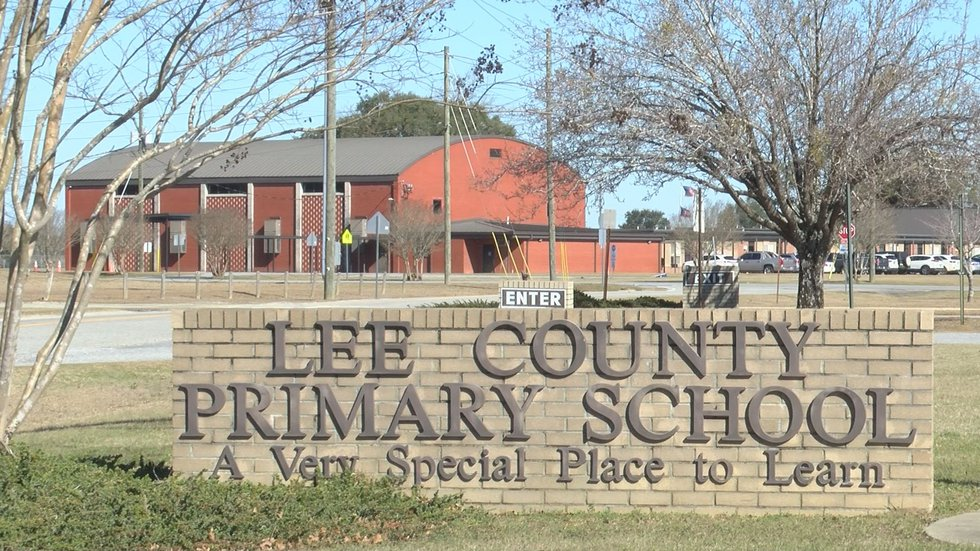 Lee County Nursing Coordinator, Shannon Weeks reacts to Georgia Federation of Teachers wanting...