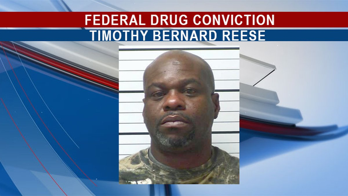 Reese pled guilty and got a six-year sentence