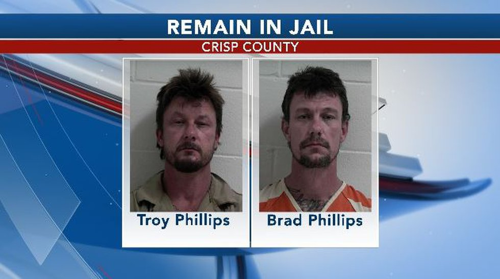 Troy and Brad Phillips