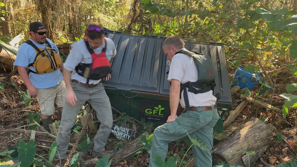 The whole removal process took about 2 hours, and help from lee county code enforcement, lee...