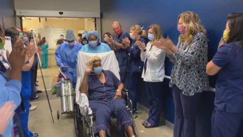 Bernice Brown leaving Navicent Health on May 5.