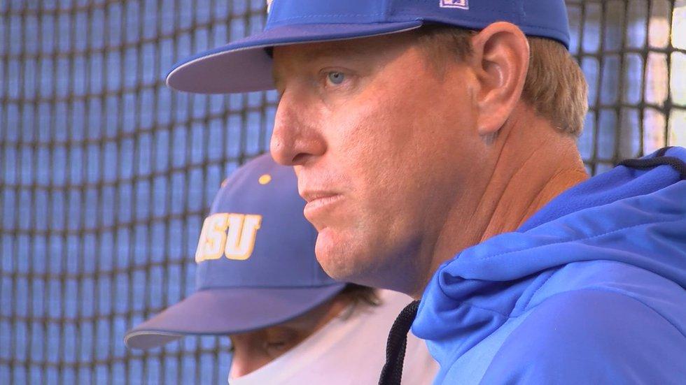 Scot Hemmings, Albany State Head Baseball Coach (Source: WALB)