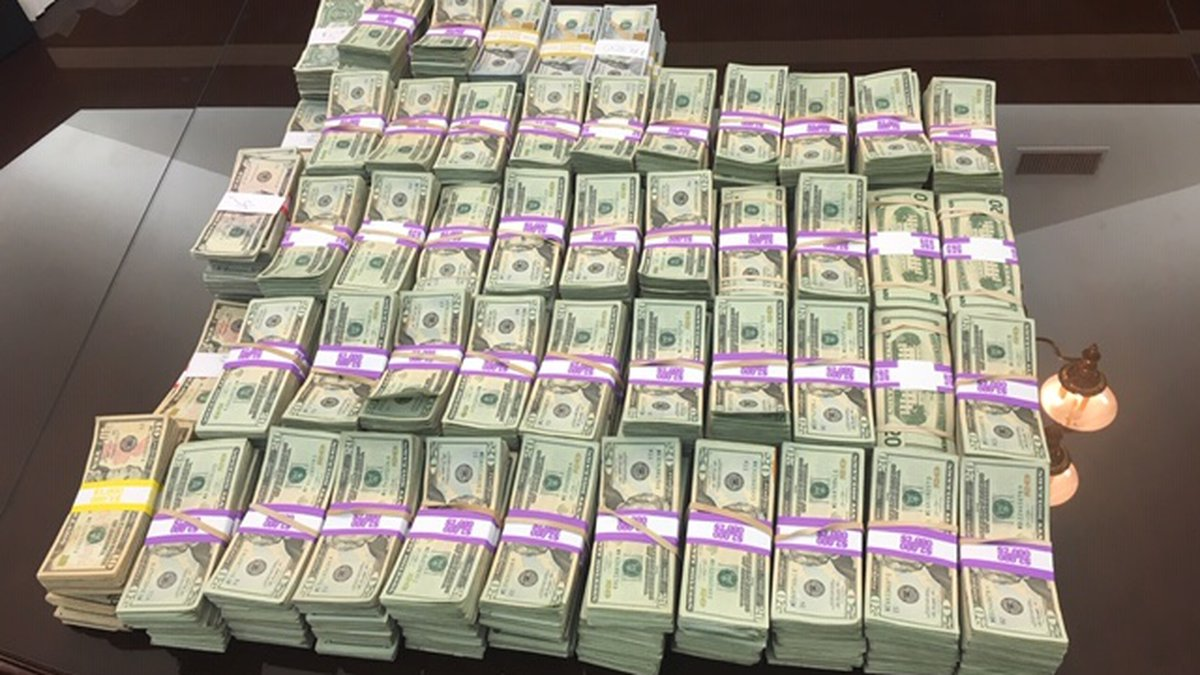 The Lowndes County Sheriff's Office is investigating a bulk currency case, after seizing more...