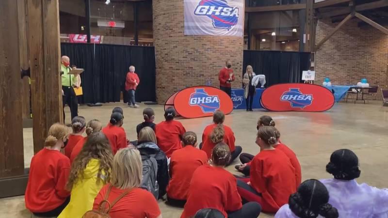 Thomasville High School Dance team win GHSA A/AA State Championship (Source: Alison Bundrick)