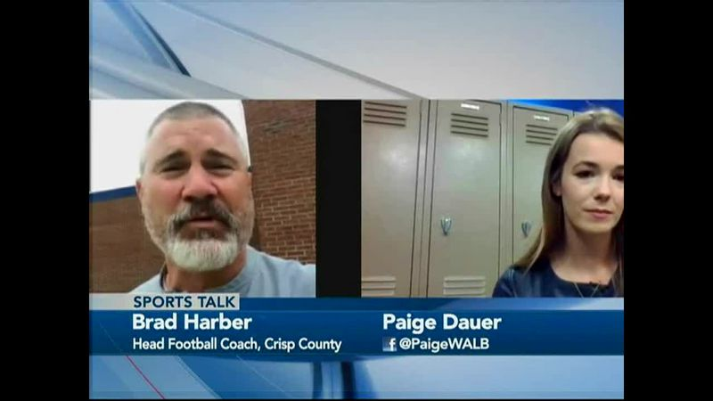 Sports Talk With Paige Dauer - Crisp County football