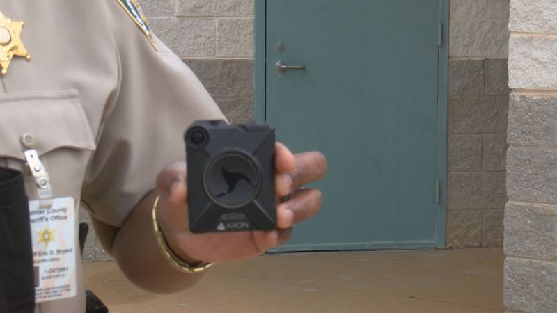 Sumter County Sheriff Deputies said their new body cameras will be able to categorize serious...