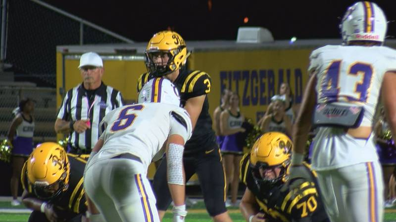 Play of the Week: Worth County Touchdown Pass