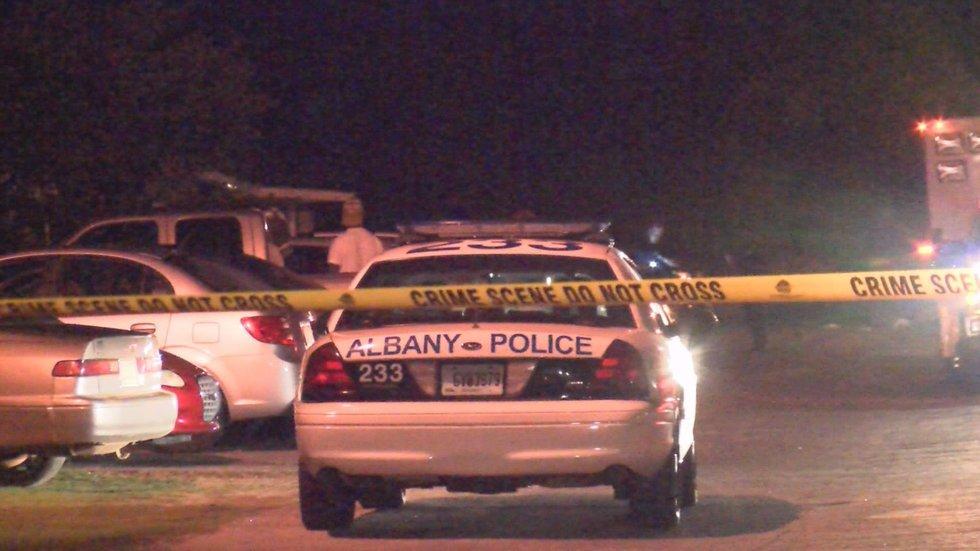Witnesses report 15 to 20 gunshots were fired (Source: WALB)