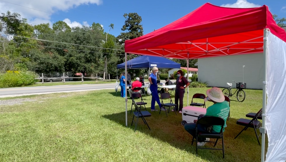 Clinch memorial community task force aims to educate and vaccinate the public.