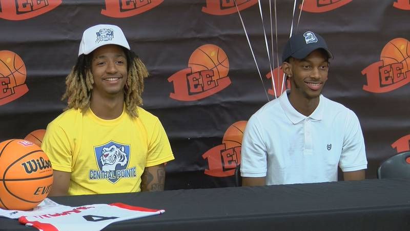 Lee County Basketball Celebrates Two Headed to Next Level