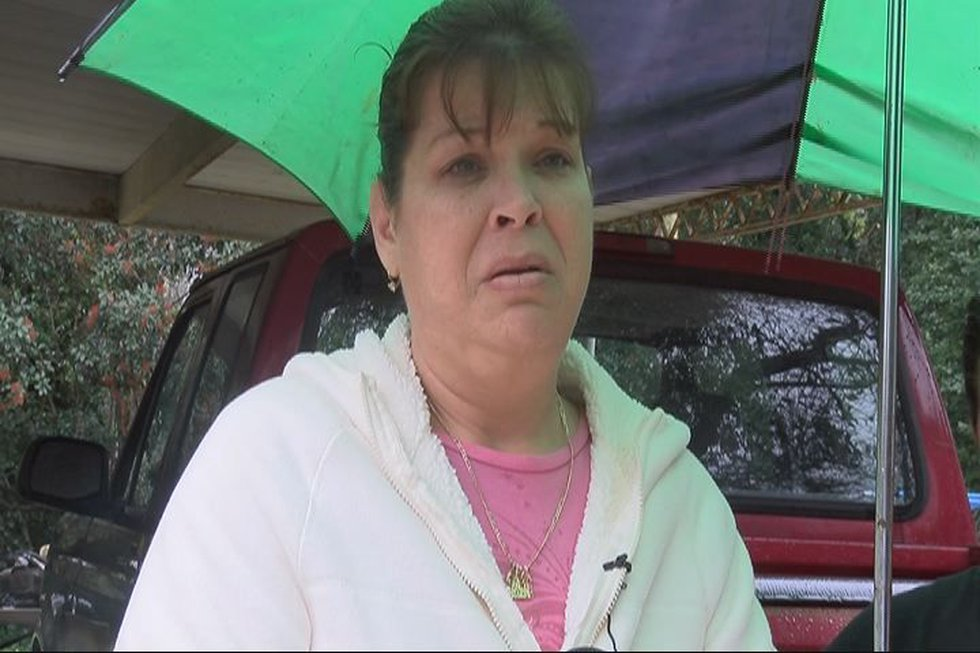 Carrie Kimbrell and her family will spend Christmas without her fiancee, Jamey Spurlock